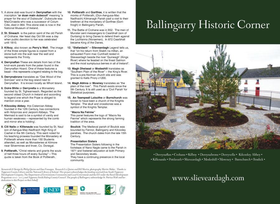 Ballingarry-centre-leaflet-1