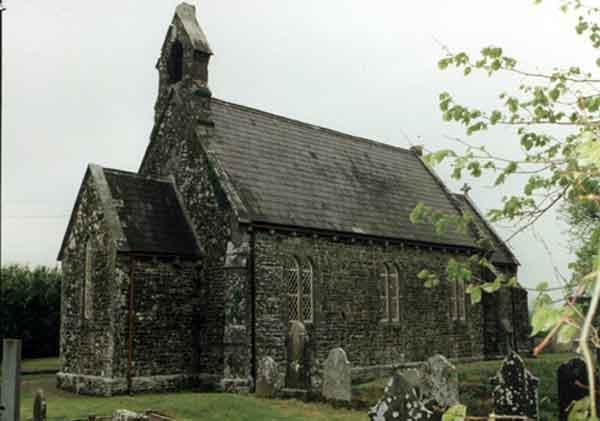Crohane-church