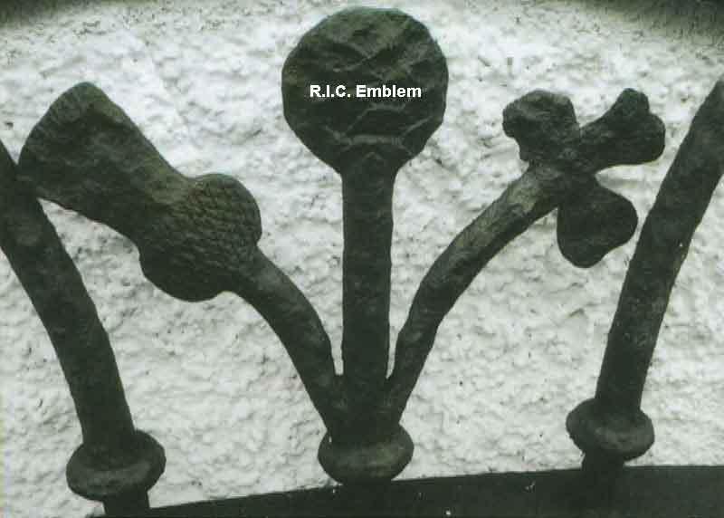 R.I.C.-Emblem-Found-Barracks